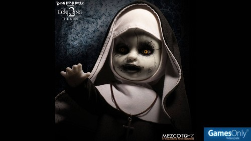 Conjuring 2 Living Dead Puppe The Nun Merchandise