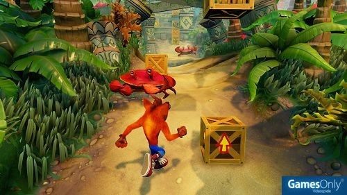 Crash Bandicoot N Sane Trilogie PS4