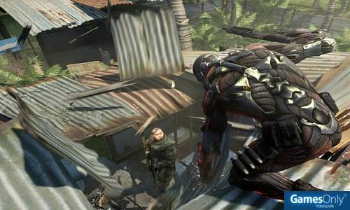 Crysis Crytek