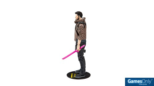 Cyberpunk 2077 Actionfigur Johnny Merchandise