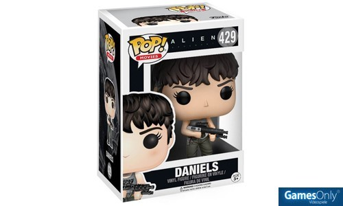Daniels Alien Covenant POP! Vinyl Figur Merchandise