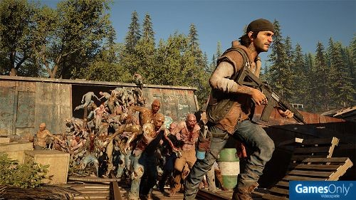 Days Gone PS4 PEGI bestellen
