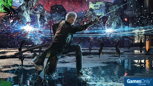 Devil May Cry 5 PS5™ PEGI bestellen