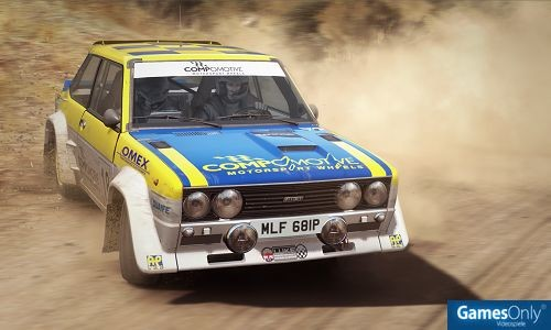 DiRT Rally PC Download