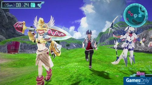 Digimon World Next Order PS4 PEGI bestellen