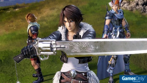 Dissidia Final Fantasy NT PS4