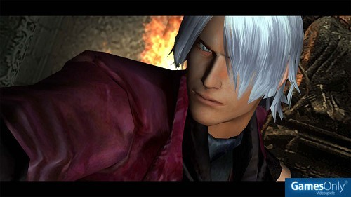 DmC Devil May Cry HD PS4