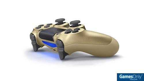 DualShock 4 wireless Controller Gold V2 PS4