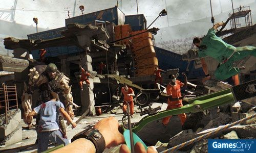 Dying Light: The Following PS4 PEGI bestellen