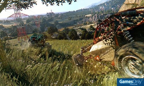 Dying Light: The Following PC