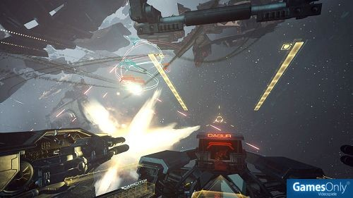 EVE: Valkyrie VR PS4