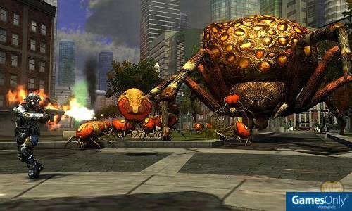 Earth Defense Force: Insect Armageddon PS3