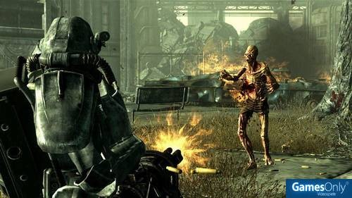 Fallout 3 Game Of The Year [uncut Edition] PC