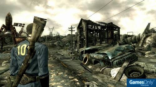 Fallout 3 Game Of The Year [uncut Edition] PS3