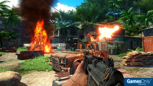 Far Cry 3 Classic Edition PS4 PEGI bestellen