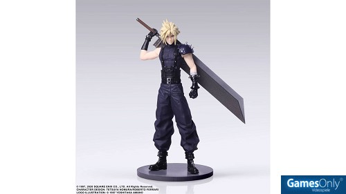 Final Fantasy VII Remake Trading Arts Figuren Merchandise