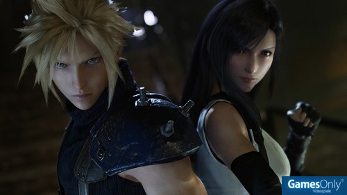 Final Fantasy VII Remake (Final Fantasy 7) PS4 PEGI bestellen