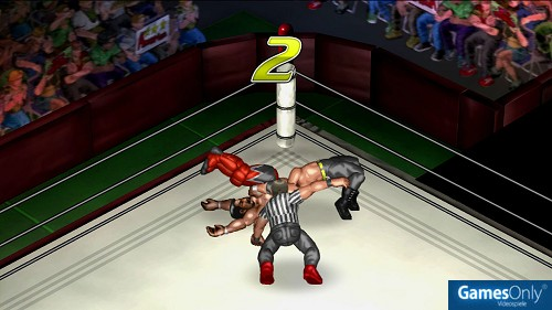 Fire Pro Wrestling World PS4