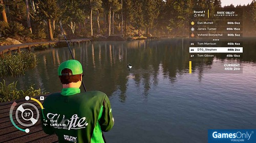 Fishing Sim World Pro Tour [Collector´s  Edition] PS4 PEGI bestellen