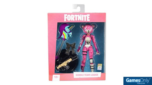 Fortnite Cuddle Team Leader Figur Merchandise