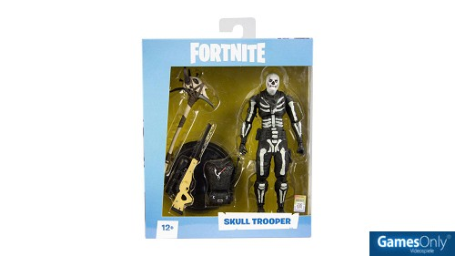 Fortnite Skull Trooper Figur Merchandise