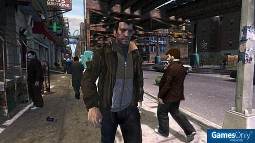 GTA 4 + Episodes from Liberty City - The Complete Edition [uncut Edition] PS3