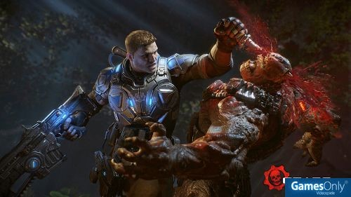 Gears Of War 4 Xbox One PEGI bestellen