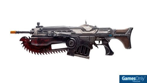 Merchandise gears of war 4 marcus lancer replica limited for Replica leuchten