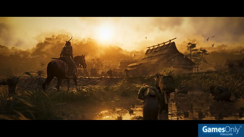 Ghost of Tsushima PS4 PEGI bestellen