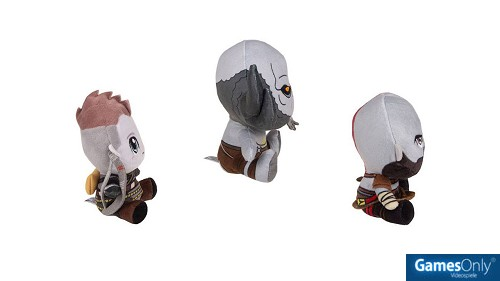 God Of War Stubbins Merchandise