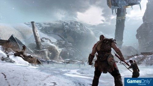 God Of War PS4 PEGI bestellen