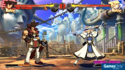Guilty Gear Xrd SIGN PS4