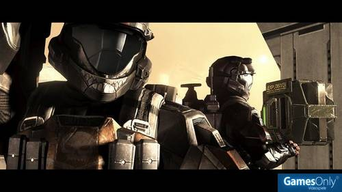 Halo 3: ODST [UK uncut Edition] inkl. Multiplayer-Betaversion von Halo: Reach Xbox360