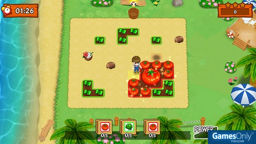 Harvest Moon Mad Dash PS4 PEGI bestellen