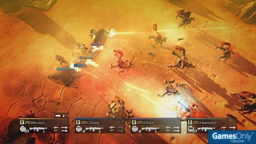 Helldivers Super Earth Edition PS4