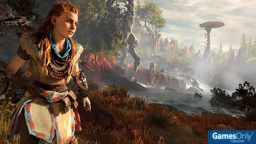 Horizon: Zero Dawn PS4