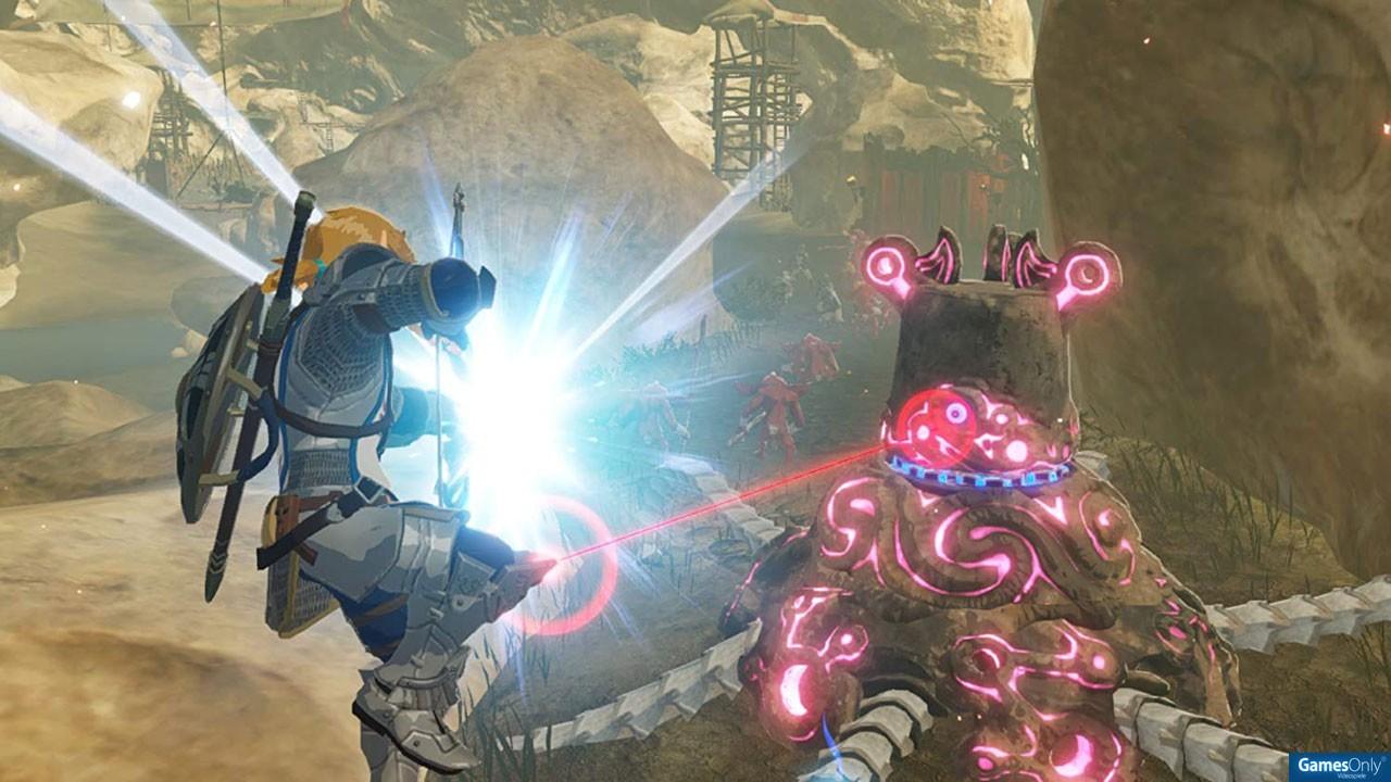 Nintendo Switch Hyrule Warriors Zeit Der Verheerung Pegi Bestellen