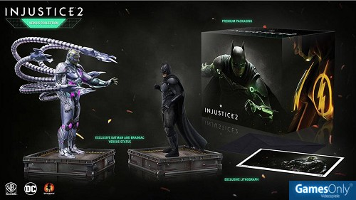Injustice 2 The Versus Collection Statuen Merchandise
