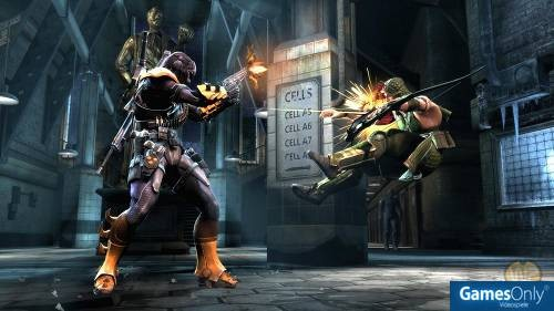 Injustice: Gods Among Us PS3 PEGI bestellen