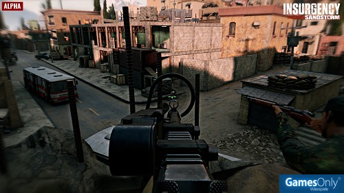 Insurgency: Sandstorm PS4