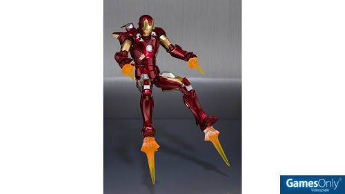 Iron Man 3 Mark VII Actionfigur Merchandise