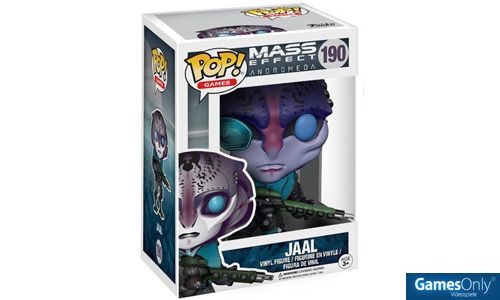 Jaal Mass Effect POP! Vinyl Figur Merchandise