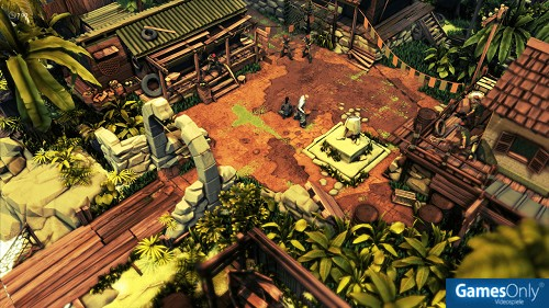 Jagged Alliance: Rage PS4