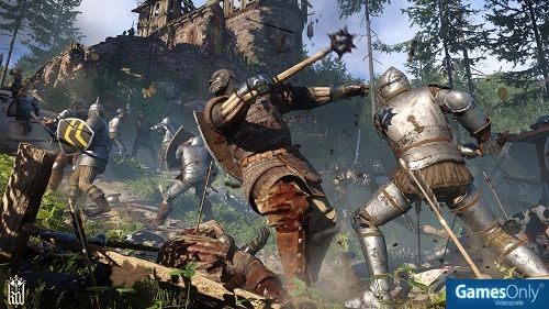 Kingdom Come: Deliverance PS4 PEGI bestellen