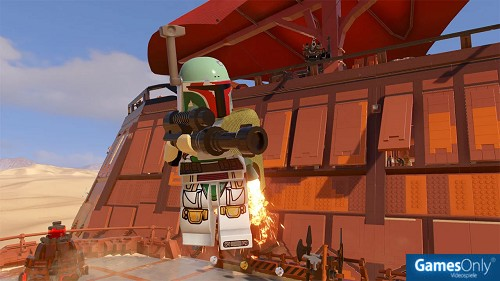 Lego Star Wars Nintendo Switch PEGI bestellen