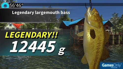 Legendary Fishing PS4 PEGI bestellen