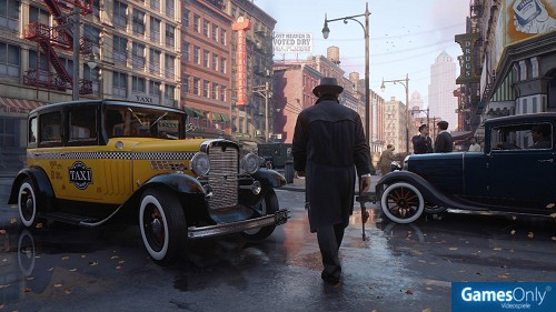 Mafia Definitive PS4 PEGI bestellen