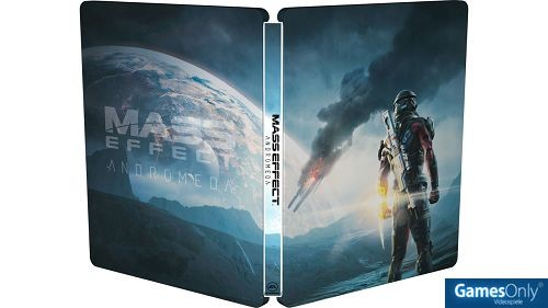 Mass Effect Legendary Edition Xbox One PEGI bestellen