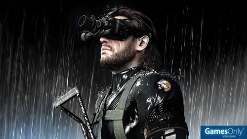 Metal Gear Solid 5: Ground Zeroes PS4