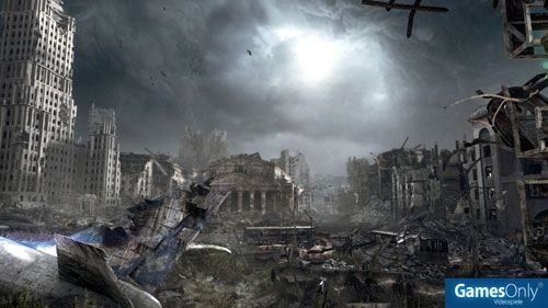 Metro: Last Light Redux PC Download
